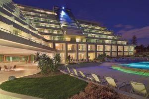 Hotel Miragem in Cascais, Portugal (Exterior)