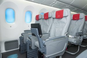 Norwegian Air Economy Plus
