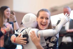 Robot at IMEX Frankfurt 2019