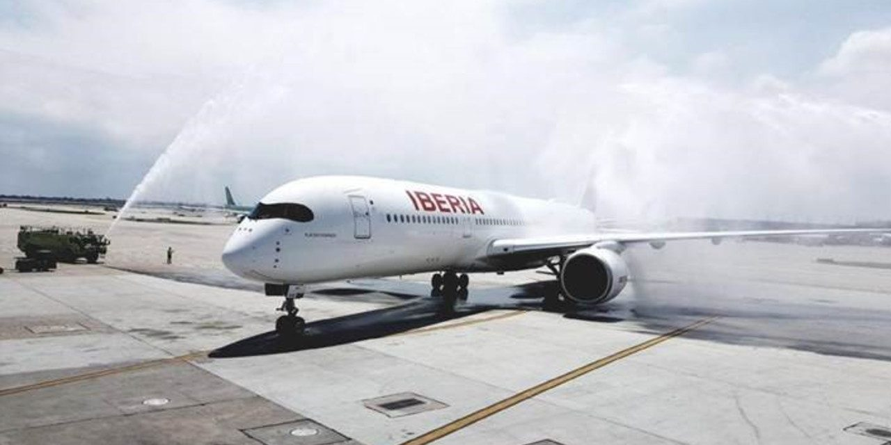 Iberia Airlines New Airbus 350-900 Now Flying Chicago and Madrid