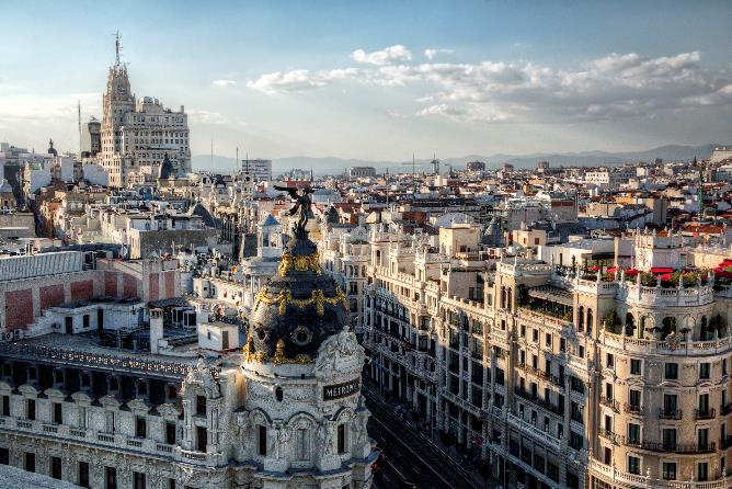 Iberia Offers Stopover in Madrid Program